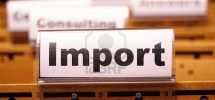 В Украине перепишут ценники на импортные товары