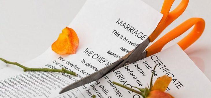 Як швидко розірвати шлюб?