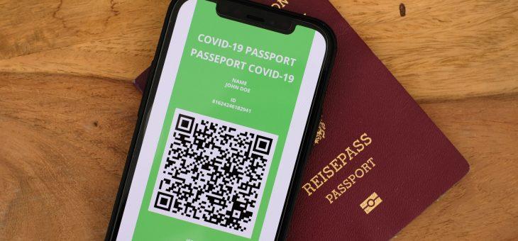 """В ЄС запроваджують """"зелені паспорти вакцинації"""""""